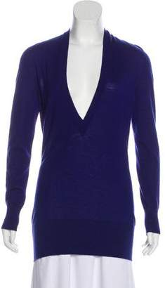 MM6 MAISON MARGIELA V-Neck Cashmere Sweater