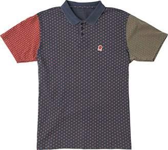 RVCA Men's Remastered Polo Shirt
