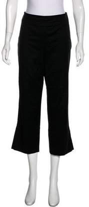 Akris Punto High-Rise Cropped Pants