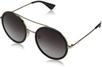 Gucci GG0061S-002-56 Round Sunglasses