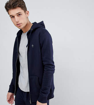 French Connection TALL Zip Hoodie