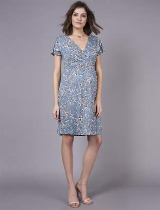 A Pea in the Pod Seraphine A-line Maternity Dress