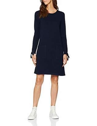 Great Plains Women's Ottoman Jersey Plain 3/4 Sleeve Dress,8 (Manufacturer Size: X-Small)