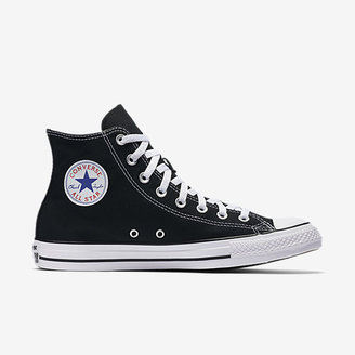 Converse Chuck Taylor All Star High Top Unisex Shoe $55 thestylecure.com