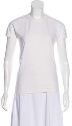 Versace Short Sleeve Crew Neck T-Shirt