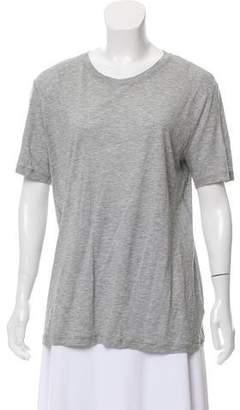 Acne Studios Short Sleeve Scoop Neck Top w/ Tags