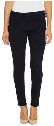 Liverpool Petite Penny Ankle Skinny on Premium Super Stretch Denim in Indigo Rinse Women's Jeans