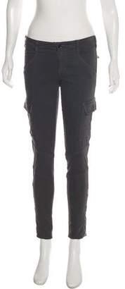 J Brand Low-Rise Cargo Pants