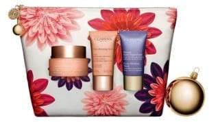 Clarins Three-Piece Lines and Firming Set
