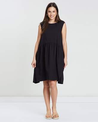 Privilege Cocoon Dress