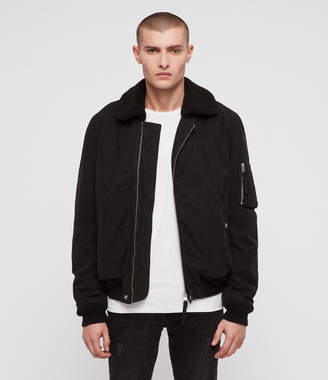 AllSaints Faro Bomber Jacket