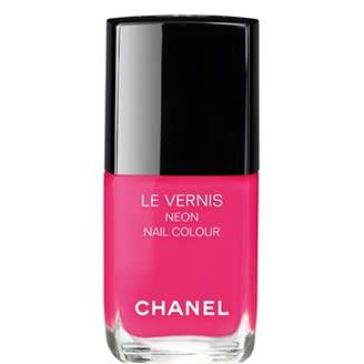 Chanel Le Vernis, Neon Nail Colour