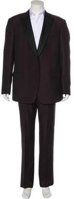 Armani Collezioni Wool & Silk Tuxedo