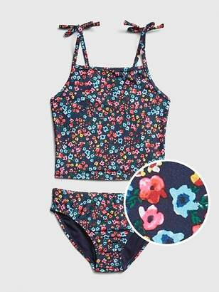 Gap Floral Swim Two-Piece