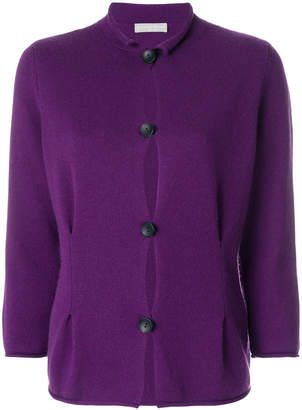 Le Tricot Perugia buttoned cardigan