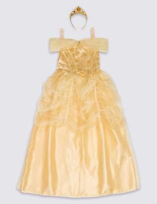 Marks and Spencer Kids Disney Princess Belle Dress Up