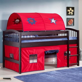 LOFT Bolton Addison Junior Red Playhouse Bed