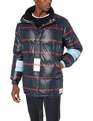 Calvin Klein Jeans Men's Puffer Jacket