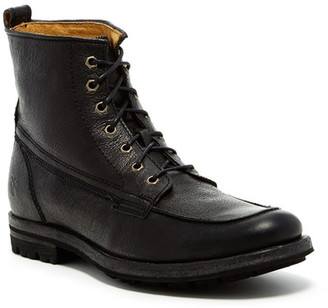 Frye Phillip Work Boot $418 thestylecure.com