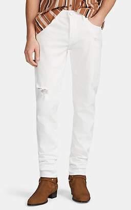 J Brand Men's Tyler Tapered Slim Jeans - White