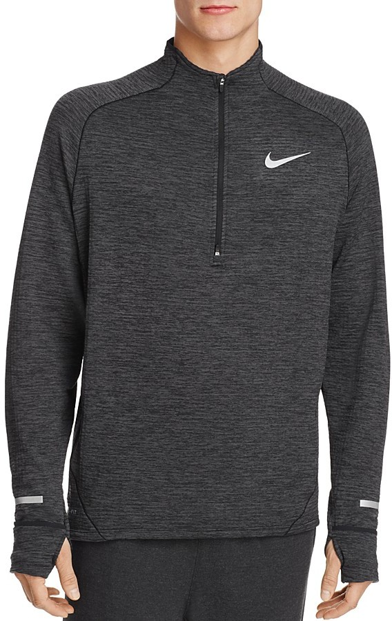 Nike Therma Sphere Elements Half-Zip Running Top