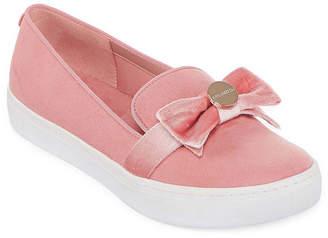 Liz Claiborne Womens Weaver Slip-On Shoe