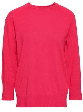 Equipment Cotton And Cashmere-blend Sweater
