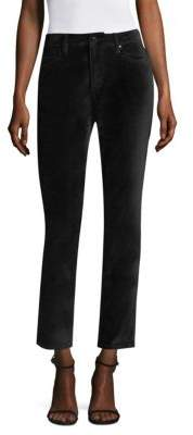 Kate Spade New York Stretch Velveteen Pants