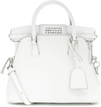 Maison Margiela 5AC Mini leather tote
