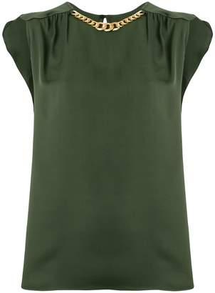 MICHAEL Michael Kors chain-embellished blouse