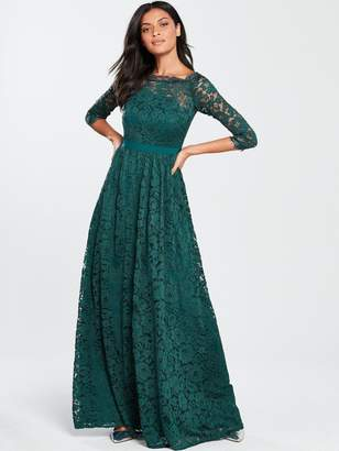 Very Bridesmaid Maxi Dress - Green
