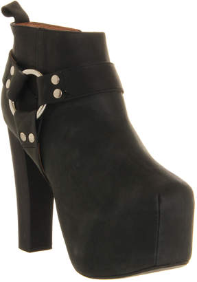 Jeffrey Campbell Lita Mojo Platform Ankle Boots