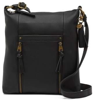 The Sak Ladera Leather Crossbody Bag
