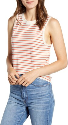 Madewell Harley Ex-Boyfriend Muscle Tank Top