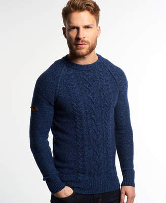 Superdry Cable Crew Jumper