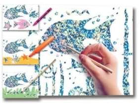Melissa & Doug Scratch and Sparkle White Glitter- 30 Boards