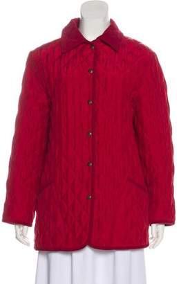 Aquascutum London Button-Up Short Coat