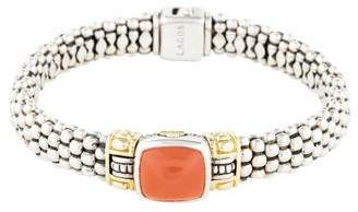Lagos Moonstone Caviar Bracelet