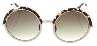 Steven Alan Tribeca Round Sunglasses
