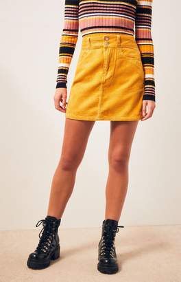 PacSun Corduroy Skirt