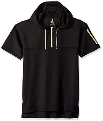 Akademiks Men's Big and Tall Long Sleeve Zip-up Hoodie Sweatshirt