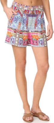 Camilla Sunday Best Shorts $370 thestylecure.com