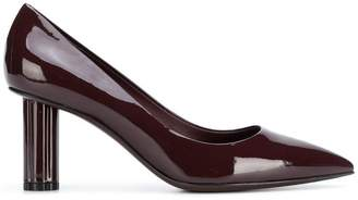 Salvatore Ferragamo varnished pointed pumps