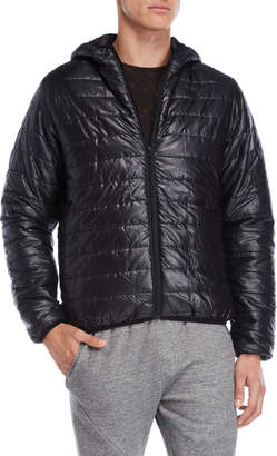 Soul Star Hooded Puffer Jacket