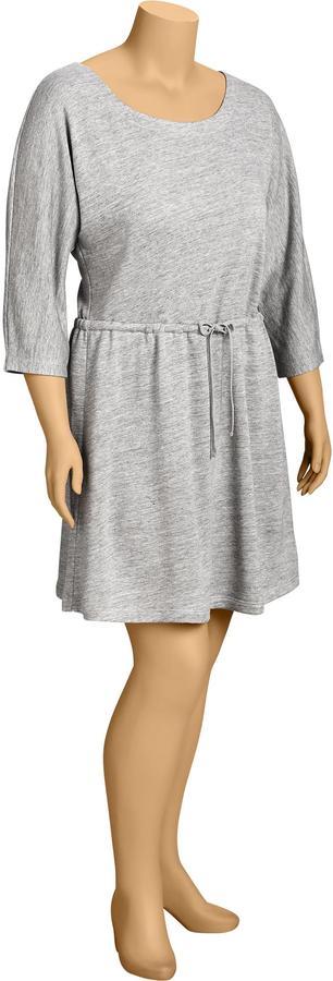Old Navy Women's Plus Terry-Fleece Sweatshirt Dresses
