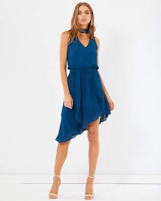 Stephie Ruffle Dress