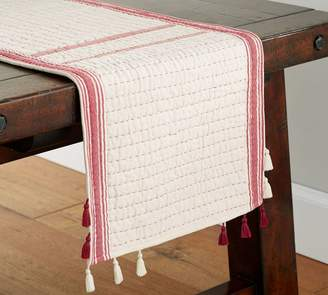 Pottery Barn Nellie Quilted Table Runner