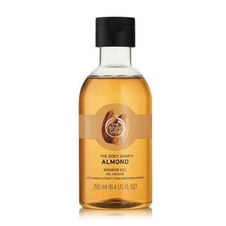 The Body Shop Almond Shower Gel