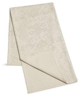 Marks and Spencer Rice Stitch Embroidered Runner