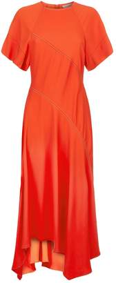 Sportmax Vargas Contrast Stitch Dress